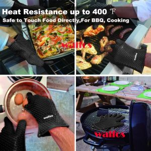 WALFOS 1 piece food grade Heat Resistant Silicone