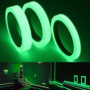 10M Luminous Tape Self-adhesive Glow In The Dark afety Stage Sticker