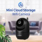 INQMEGA HD Cloud Wireless IP Camera Intelligent