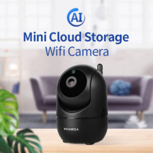 INQMEGA HD 1080P Cloud Wireless IP Camera Intelligent Auto Tracking Of Human Home