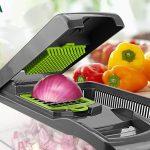Vegetable cutter multifunctional