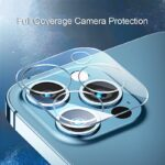 Camera Protection Glass For iPhone Full Cover Lens Screen