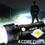 Super Powerful LED Flashlight Tactical Torch