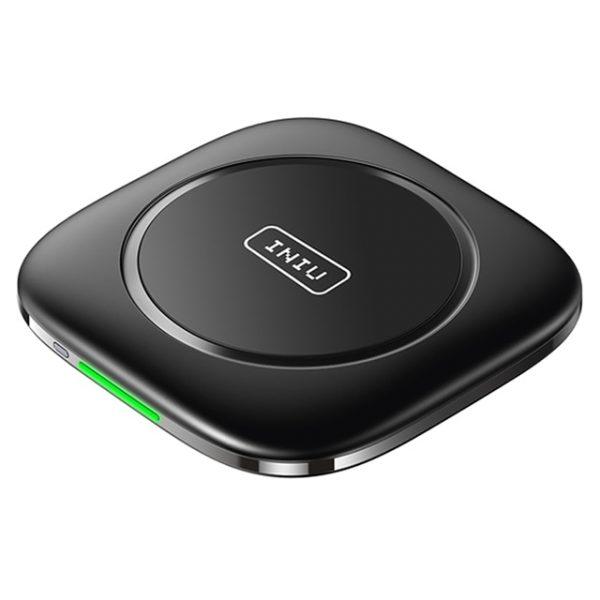 INIU 15W Qi Wireless Charger USB C Fast Phone Charge Pad