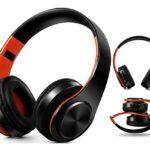 Wireless Headphones Bluetooth Hi-Fi Stereo