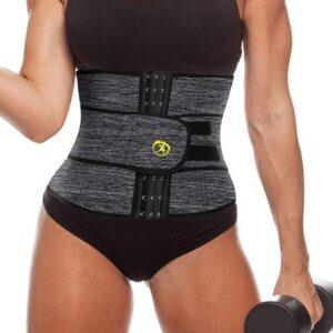 LANFEI Neoprene Sweat Waist Trainer Belt Women Weight