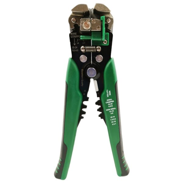 Crimper Cable Cutter Automatic Wire Stripper Multifunctional Stripping Tools Crimping