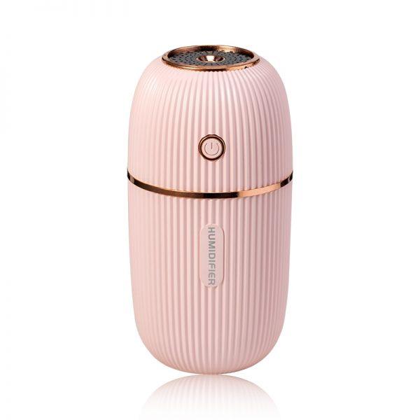 M Humidifier 300ML Ultrasonic USB Aroma Essential Oil Diffuser Romantic Color Night