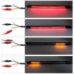 CO LIGHT Universal Led Strip 48Leds Flexible Stop Running