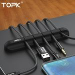 Cable Organizer Silicone USB