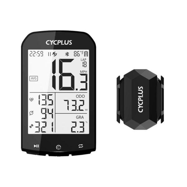 CYCPLUS M1 GPS Bike Computer Speedometer Ciclocomputador Odometer Bicycle Accessories