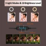 Photo Ringlight Led Selfie 26cm Ring Light Phone