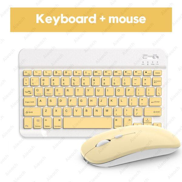 Tablet Wireless Keyboard For iPad Pro 2020 11 12.9 10.5 Teclado, Bluetooth Keyboard