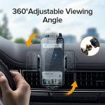 Sucker Car Phone Holder Mount Stand GPS
