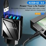 Quick Charger 3.0 USB Charger for smartphone