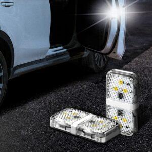 Car Openning Door Warning Light Safety Anti-collision Flash