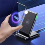Qi Wireless Charger INIU 15W USB C Fast Phone Charge Pad