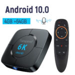 Android 10.0 TV BOX 6K