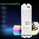 led strip controller WL5 wifi 5 in 1 for RGBW RGB