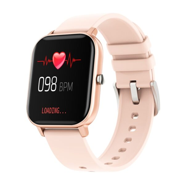 Smart Watch Men COLMI P8 1.4 inch Full Touch Fitness Tracker Blood Pressure Smart Clock