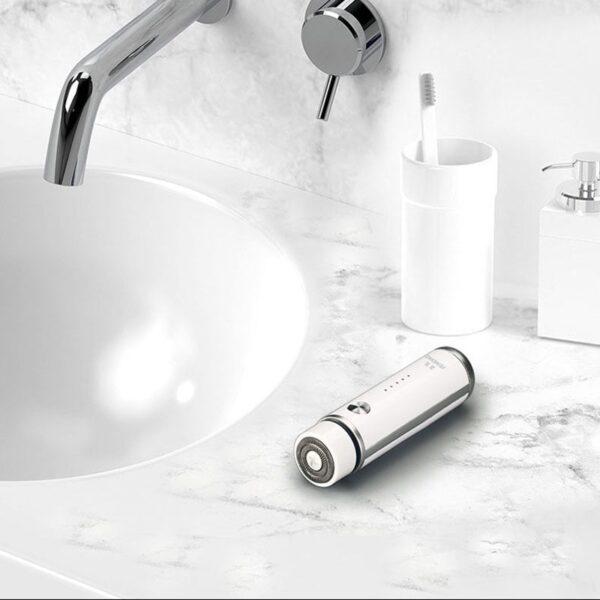 Mini Electric Shaver for Men Portable Electric Razor Beard Knife USB Charging Men's Shavers