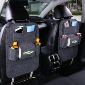 Back Seat Cover Organizer