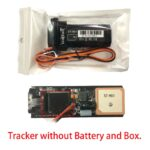 GPS Tracker Vehicle / Motorcycle Tracking Device