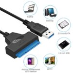 Congdi USB SATA 3 Cable Sata To USB 3.0 Adapter UP To 6 Gbps