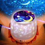 Colorful Starry Sky USB Night Light