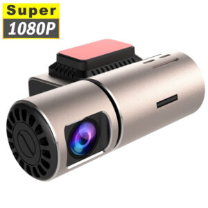 Silver Tube Design 1080P ADAS Dashcam