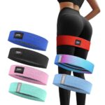 Unisex Booty Band Hip Circle Loop Resistance