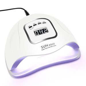 LED Nail Lamp for Manicure 114W/90W/54W Nail Dryer Machine UV Lamp For Curing UV