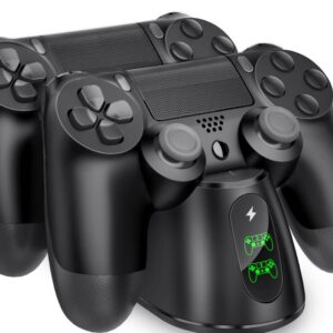BEBONCOOL Controller Charger Dualsense Dock For PS4 Charging Station