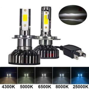 Next Compact LED Car Headlamps