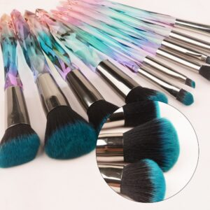 Hot Styles Makeup Brush 10 pcs