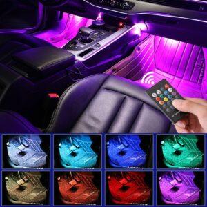 RGB Car Interior LED Light
